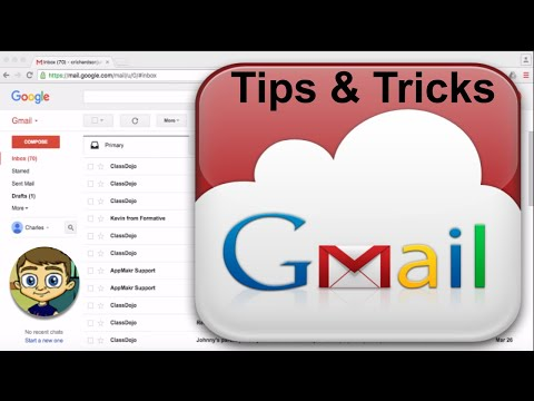 Gmail Basics Tutorial Plus Advanced Tips & Tricks 2016