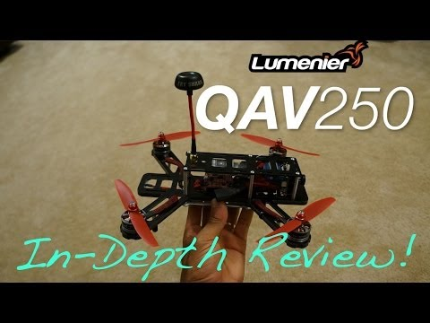 QAV250 Mini Quad In-Depth Review!