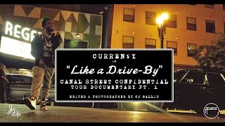 Curren$y - CStreet Confidential Tour Doentary (Part One)