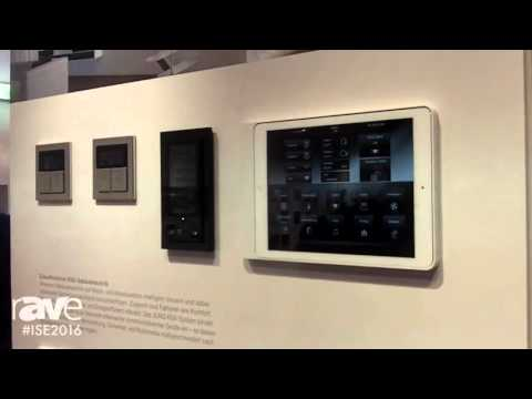 ISE 2016: JUNG Presents KNX Products