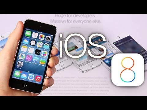 iOS 8 Beta 1 Features: In-depth Demo & Review iOS 8.0 APIs