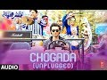 Full Audio Chogada Unplugged Loveyatri Aayush Sharma Warina Hussain Darshan Raval mp3