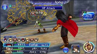 DFFOO - Story-Mode: Ch.8: Capta Est Tower Hard (8-21 The Dragon King) Dark Bahamut