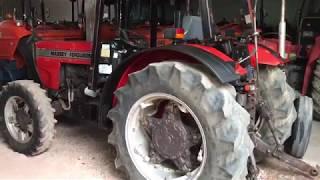 Vlog 11: Massey Ferguson 394F tại bãi máy cày 6 Hoà Long An