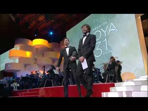 Raúl Arévalo, Goya 2017 a Mejor Dirección Novel