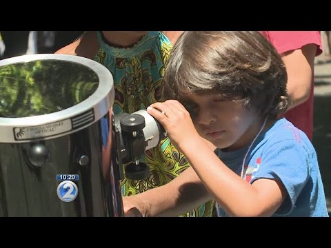 Astronomy celebrated with annual open house in Manoa