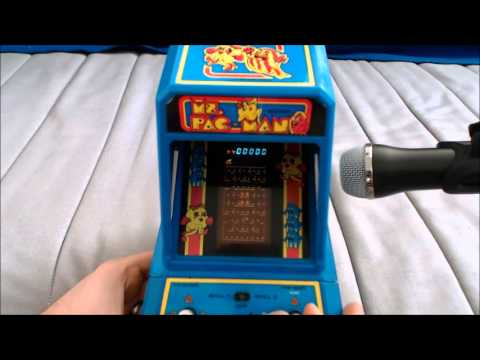 DBPG: Ms. Pac-Man Mini Arcade Review