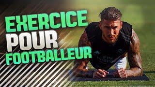 EXERCICE POUR FOOTBALLEUR | EXPLOSIVITE / MOTRICITE / PLIOMETRIE !