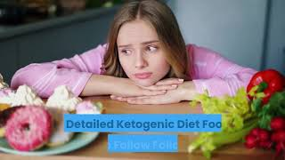 keto diet a complete list of what to eat and avoid, plus a 7 day sample menu