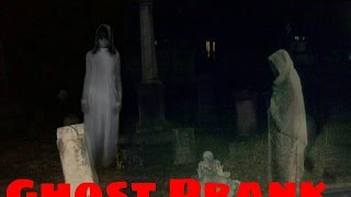 SCARY GHOST PRANK | 1st Time In Bangladesh | Funny Prank |  [Headphones Recommended]