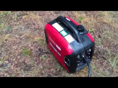 Smarter Tools Yamaha AP2000i Generator Sound Level