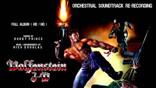 Wolfenstein 3D Orchestral Re-recording - FULL ALBUM (HQ / HD)