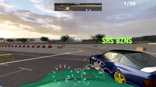 Live For Speed_ Tandem Runs @ Maxxis Drift Server