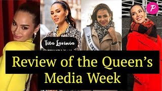 Catriona Gray's Media Week - A Review by Tita Lavinia