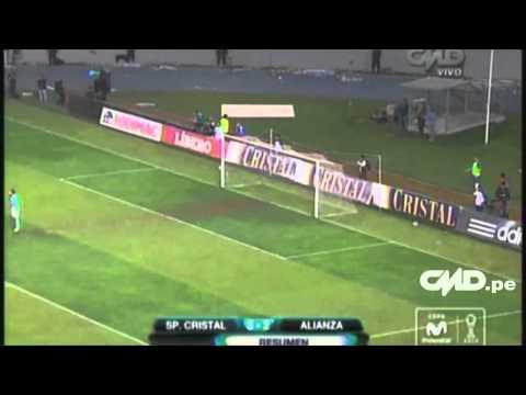 Sporting Cristal 3-2 Alianza Lima