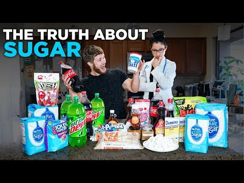 Sugar Is Making You Fat? (MYTH BUSTED with Science)