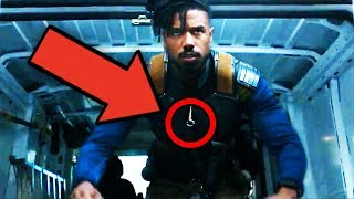 Black Panther Trailer BREAKDOWN - Music Explained & Easter Eggs You Missed