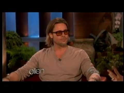 Brad Pitt on Ellen DeGeneres-2011-09-22.mpg