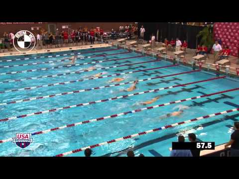 Men's 200m Backstroke B Final - 2012 Columbus Grand Prix