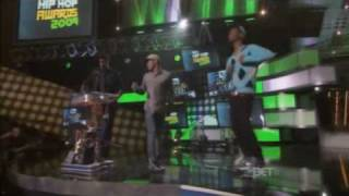 new boyz you're jerk dance bet hiphopawards 2009