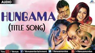 download lagu Hungama - Title Song Full  Song  Aftab gratis