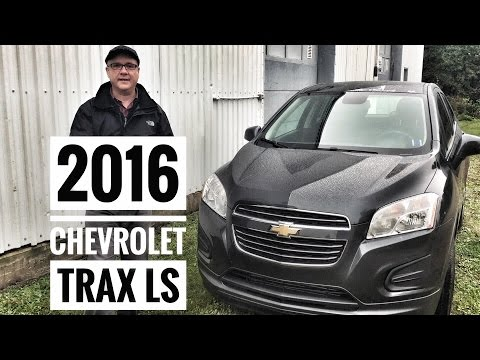 2016 Chevrolet Trax LS FWD road test and review | Pye Chevrolet Buick GMC Truro NS