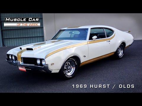 Muscle Car Of The Week Video #69:  1969 Hurst / Olds