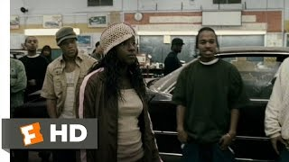 How She Move (2/9) Movie CLIP - Think Your Step is Better Than Mine? (2007) HD