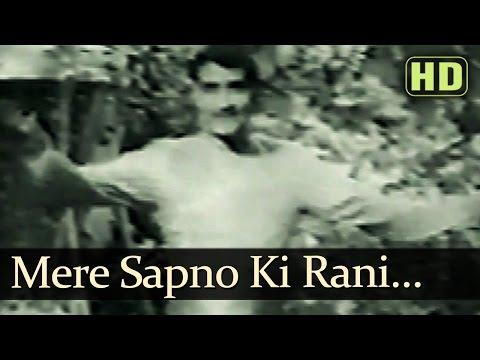 Mere Sapno Ki Rani - Shahjehan Songs - K L Saigal - Ragini -...