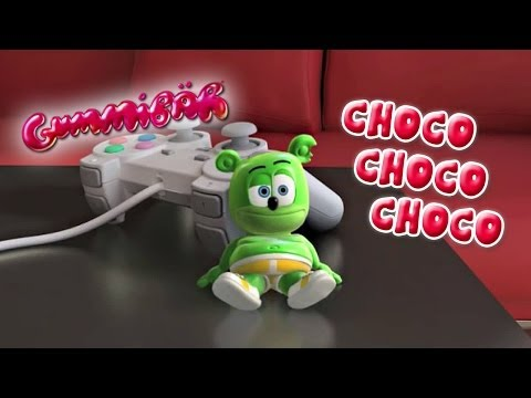 Choco Choco Choco - Gummibär The Gummy Bear Music Videos
