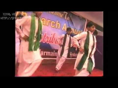 Ya Rab Dil E Muslim Ko School Dance video