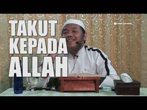 [#2] Qoulul Mufid Bab Takut Kepada Allah - Ustadz Abu Haidar Assundawy video