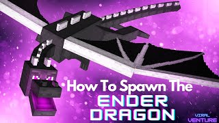 How To Spawn An Ender Dragon In Minecraft 1.11