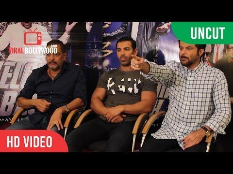 Uncut - Welcome Back Interview | John Abraham | Anil Kapoor | Nana Patekar
