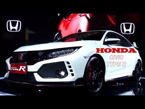 Video Profil Dan Fitur Lengkap Honda Civic Type R 2017