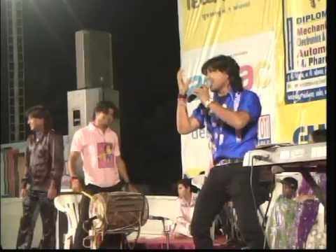 Vikram Thakor Mamta Soni - Gujarati Garba Songs Live 2012 - Day10 - Part 12 video