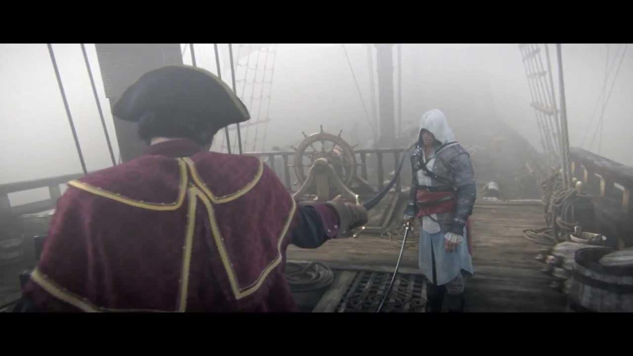 Assassin's Creed 4: Black Flag (Черный флаг) | ТРЕЙЛЕР | E3 2013