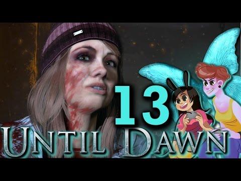 UNTIL DAWN 2 Girls 1 Let's Play Part 13: CHOOSE thumbnail