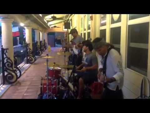 Hey Joe Jimi Hendrix by Ferro's Trio from CocoWalk 9/26/14
