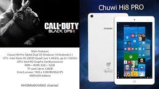 Chuwi Hi8 Pro : Call of duty Black Ops 2