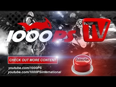 1000PS TV Motorcycle Channel Trailer
