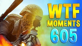 PUBG WTF Funny Daily Moments Highlights Ep 605