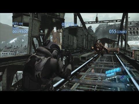 Mod Progress 50 - Resident Evil 6 - Agent Mercenaries