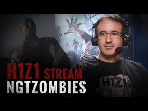 H1Z1 Pre-Early Access Survivor Stream - NGTZombies