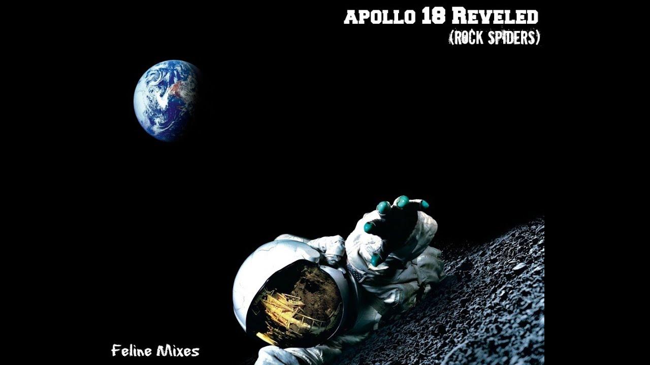 Apollo 18 Rock Aliens  Pics about space