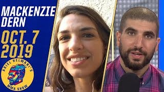 Mackenzie Dern on return to UFC 4 months after giving birth | Ariel Helwani's MMA Show