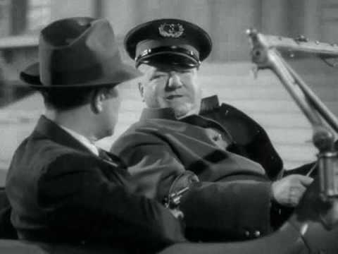 WC Fields - The Bank Dick - Opening Credits/Bank Heist/Car Chase Finale