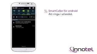 Android InnoTel SmartCaller Svenska manual