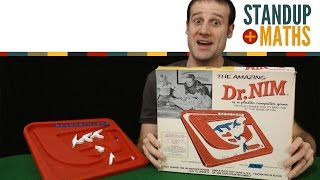 The Unbeatable Game from the 60s: Dr NIM