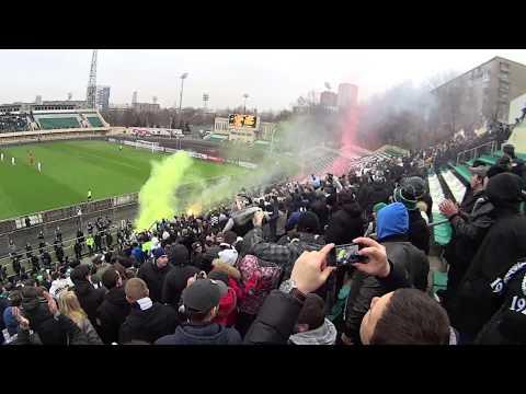 Торпедо Москва - ФК Уфа | Torpedo Moscow - Oufa FC 23.11.2013
